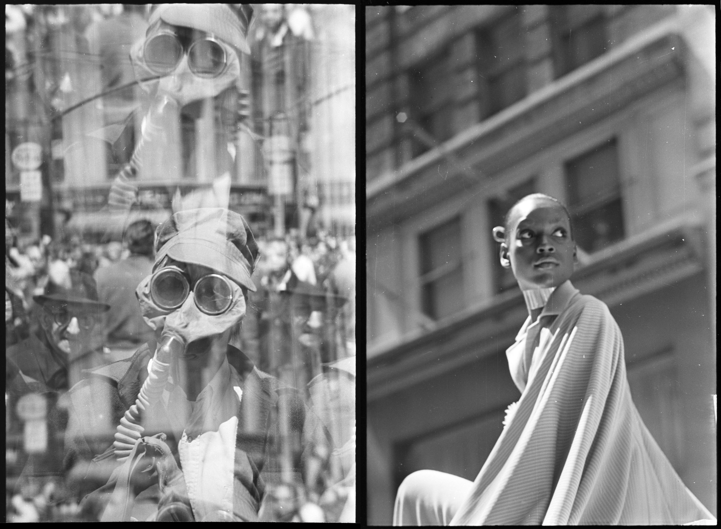 Earth Day Parade, April 22, 1970