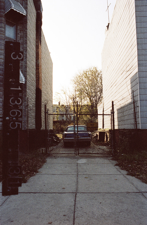 1264 Prospect Pl., 1980s. Photo: NYC Municipal Archives.