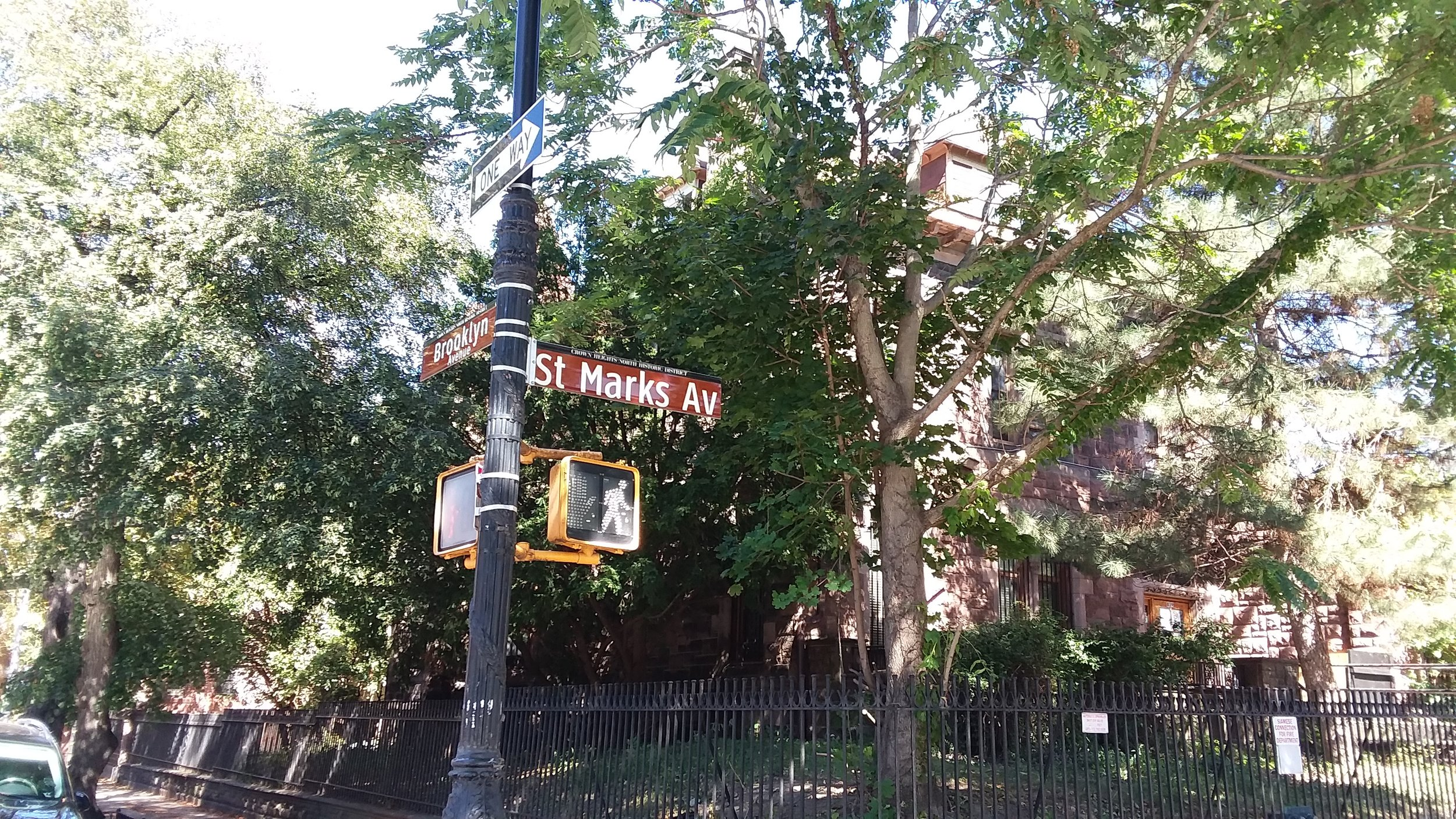 839 St. Marks Ave., Brooklyn. Photo: Darryl Montgomery.