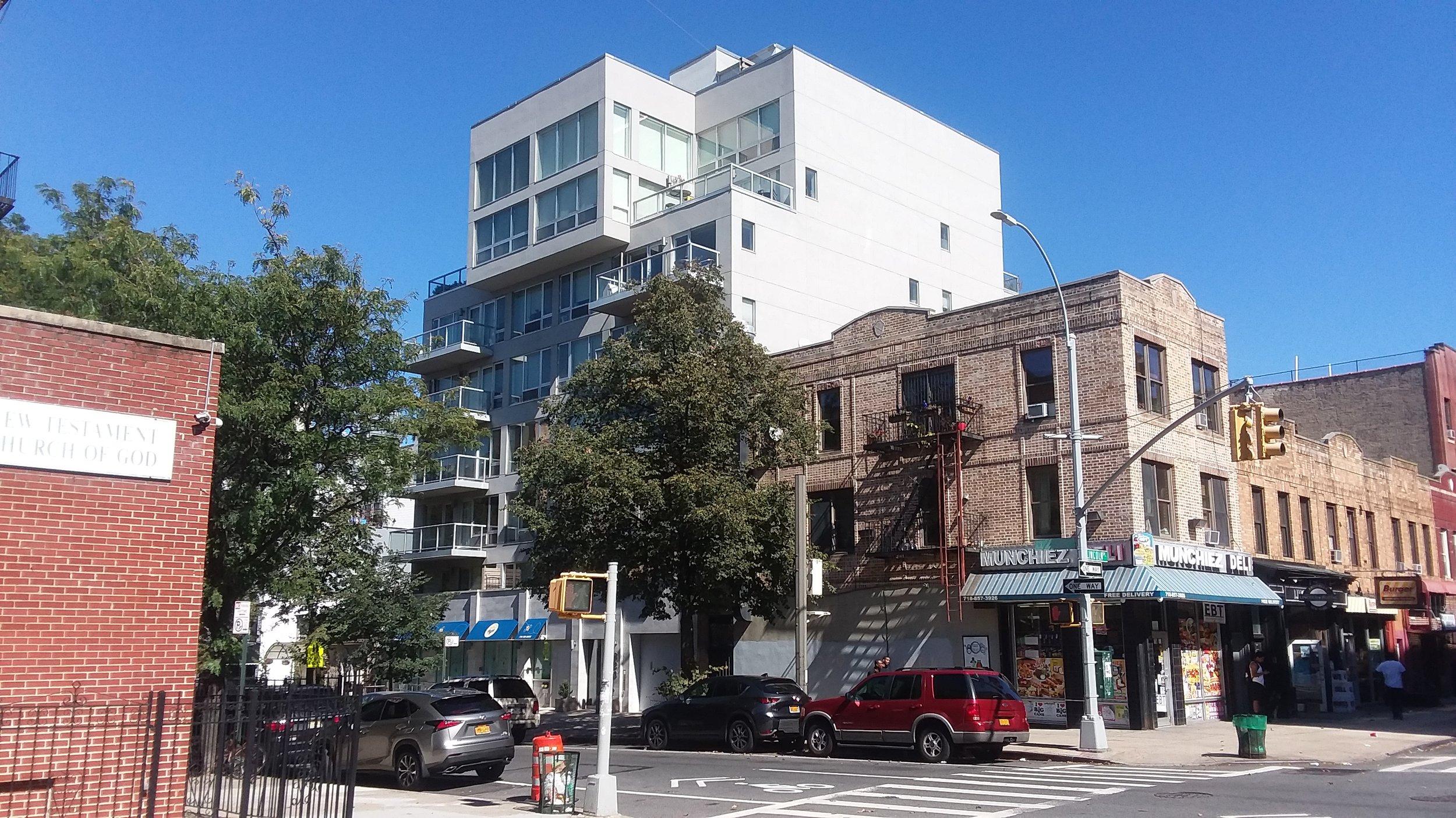 823 Classon Ave., Brooklyn, NY. Photo: Darryl Montgomery.