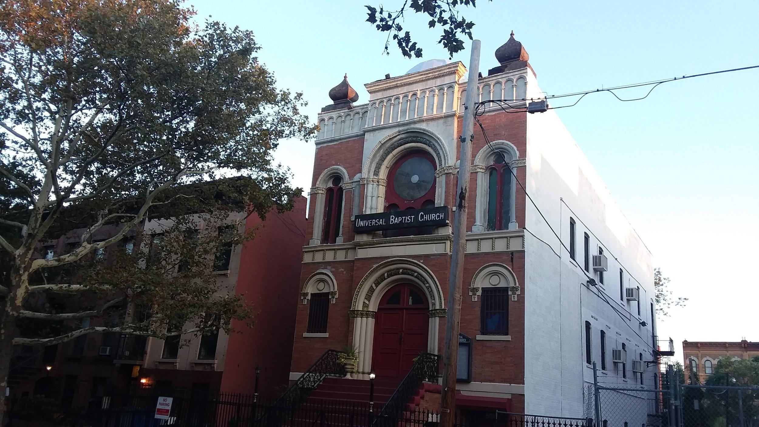 742 Jefferson Ave., Brooklyn, NY. Photo: Darryl Montgomery.