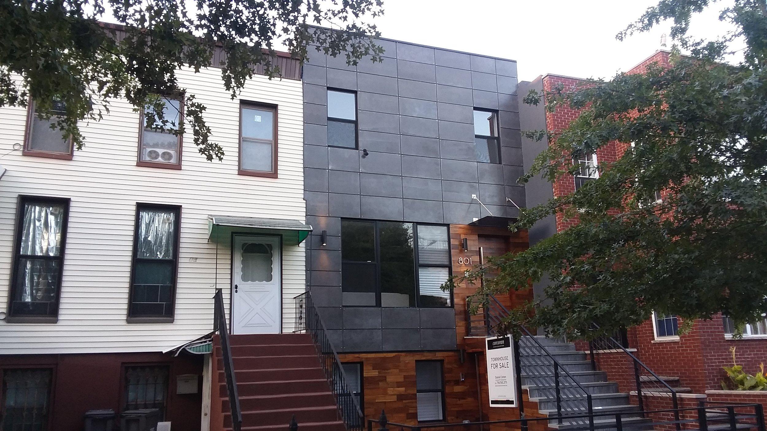 801 Monroe St., Brooklyn, NY. Photo: Darryl Montgomery.