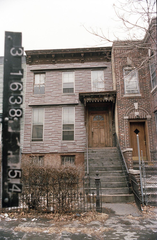 801 Monroe St., 1980s. Photo: NYC Municipal Archives.