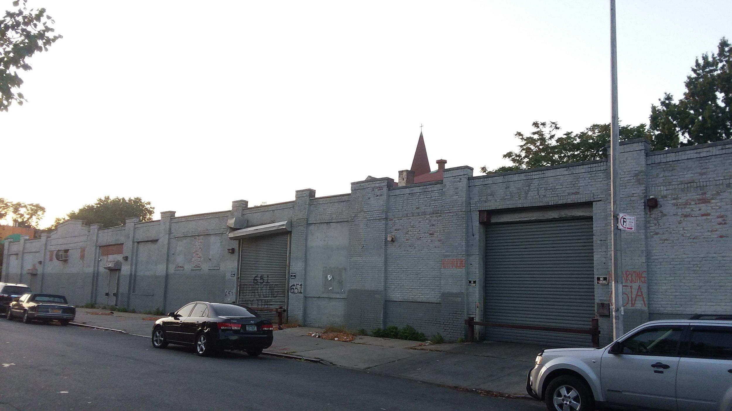 651 Lexington Ave., Brooklyn, NY. Photo: Darryl Montgomery.