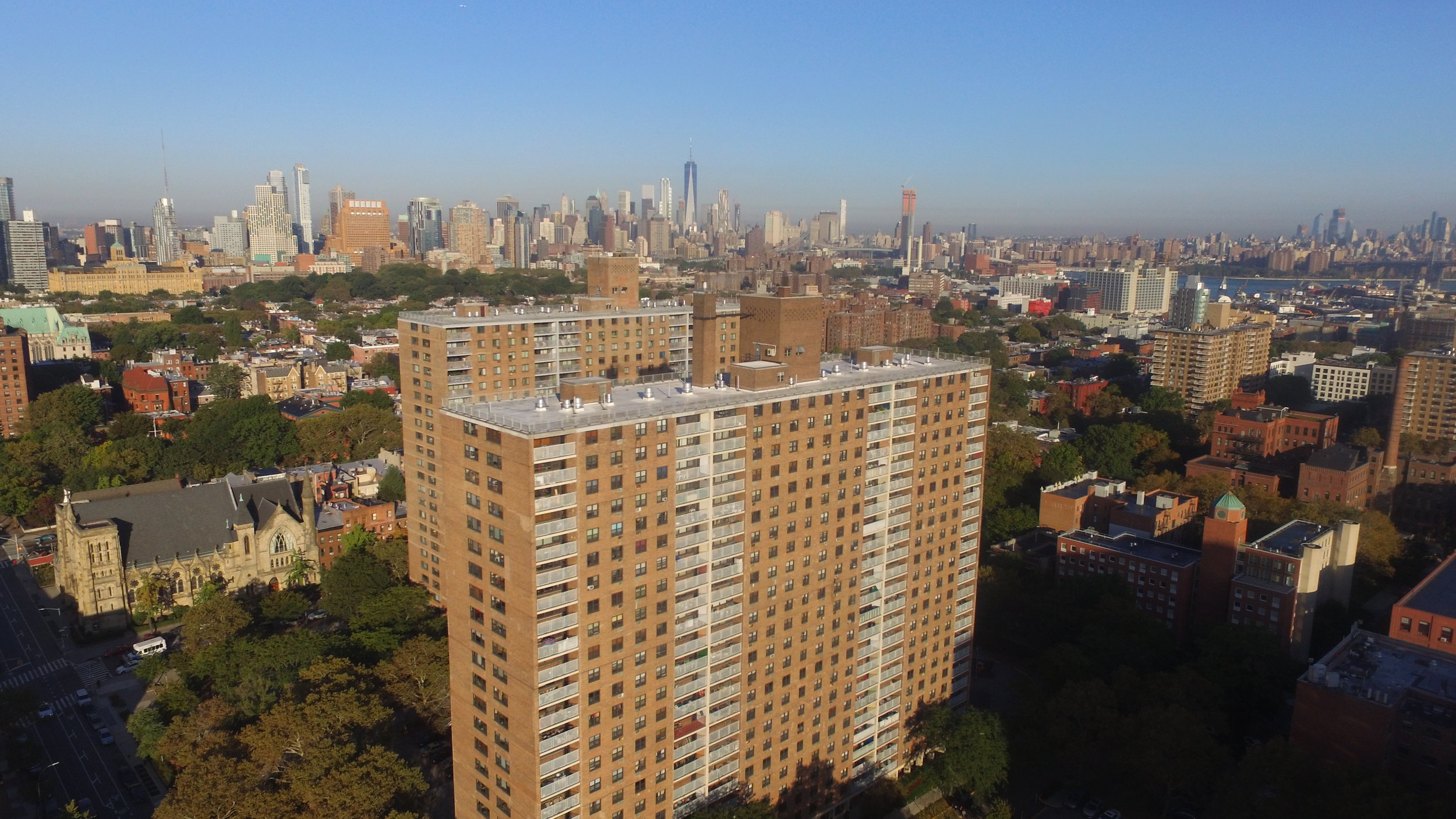 309 Lafayette Ave., Brooklyn, NY. Photo: Darryl Montgomery.
