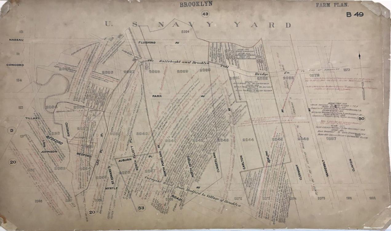 Brooklyn Farm Plan No. 49