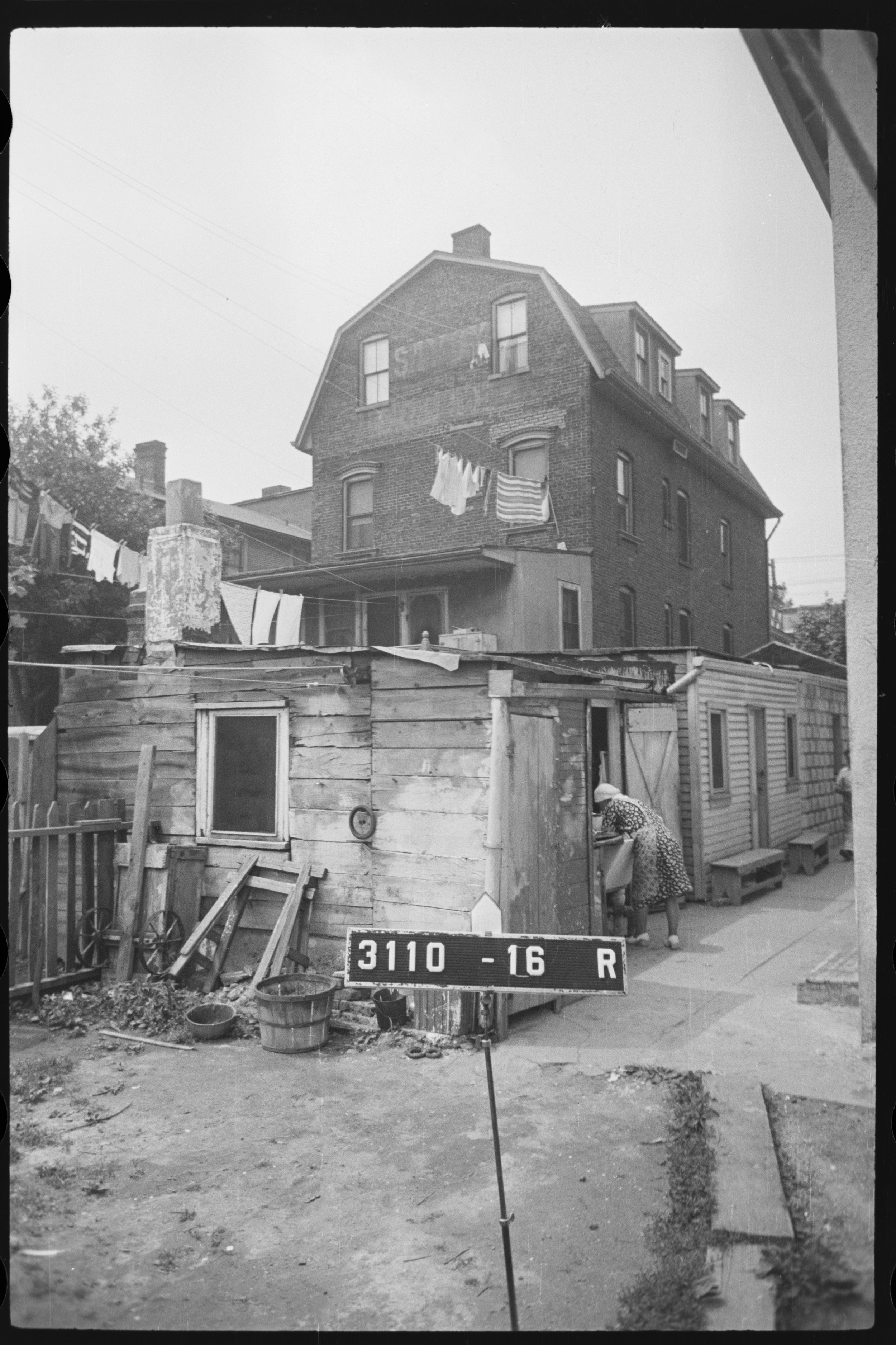 Staten Island, 257 Sand Lane, Block 3110, Lot 16. Department of Finance Collection, NYC Municipal Archives.