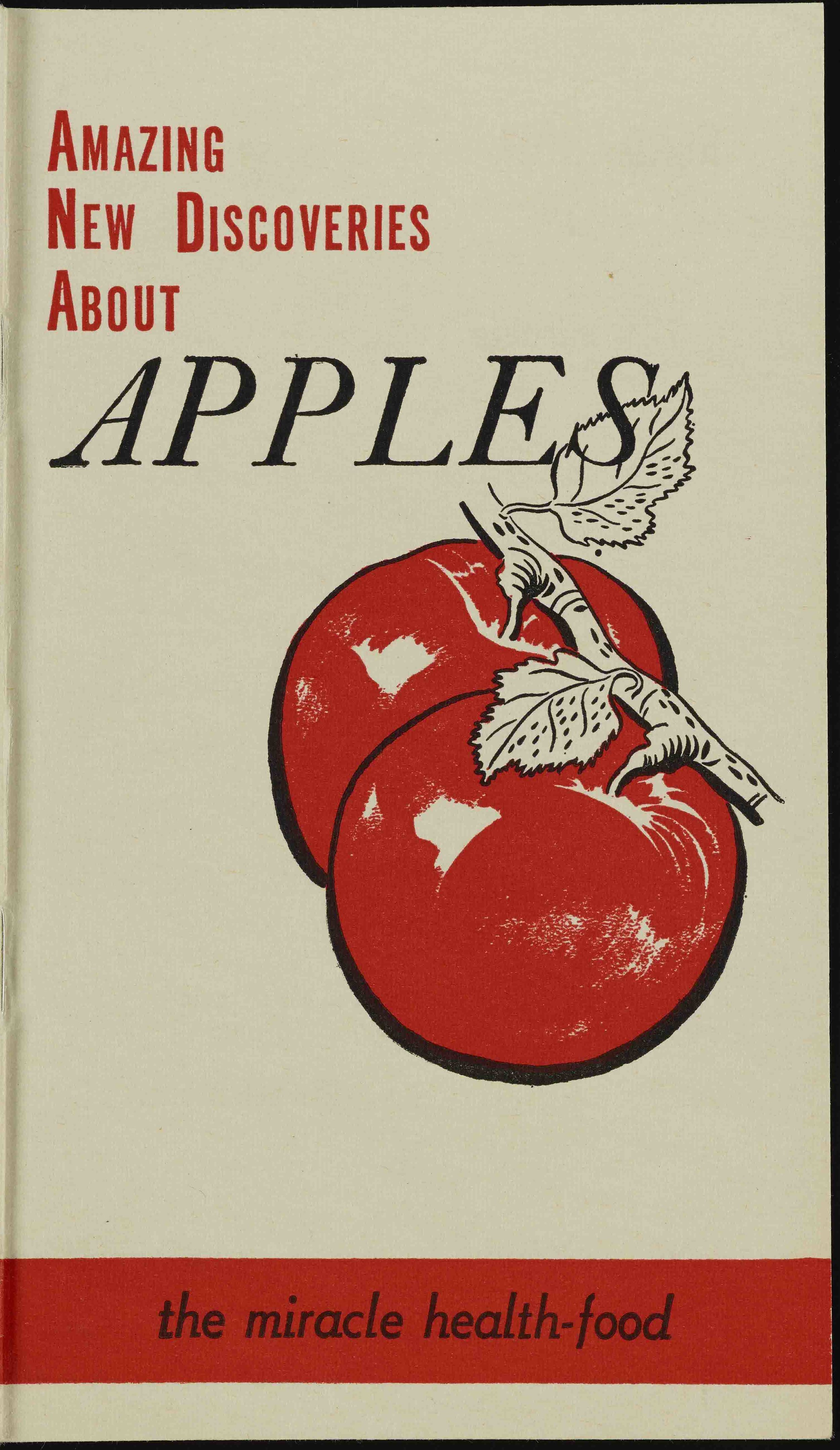 Miracle of Apples, New York and New England Apple Institute Inc.