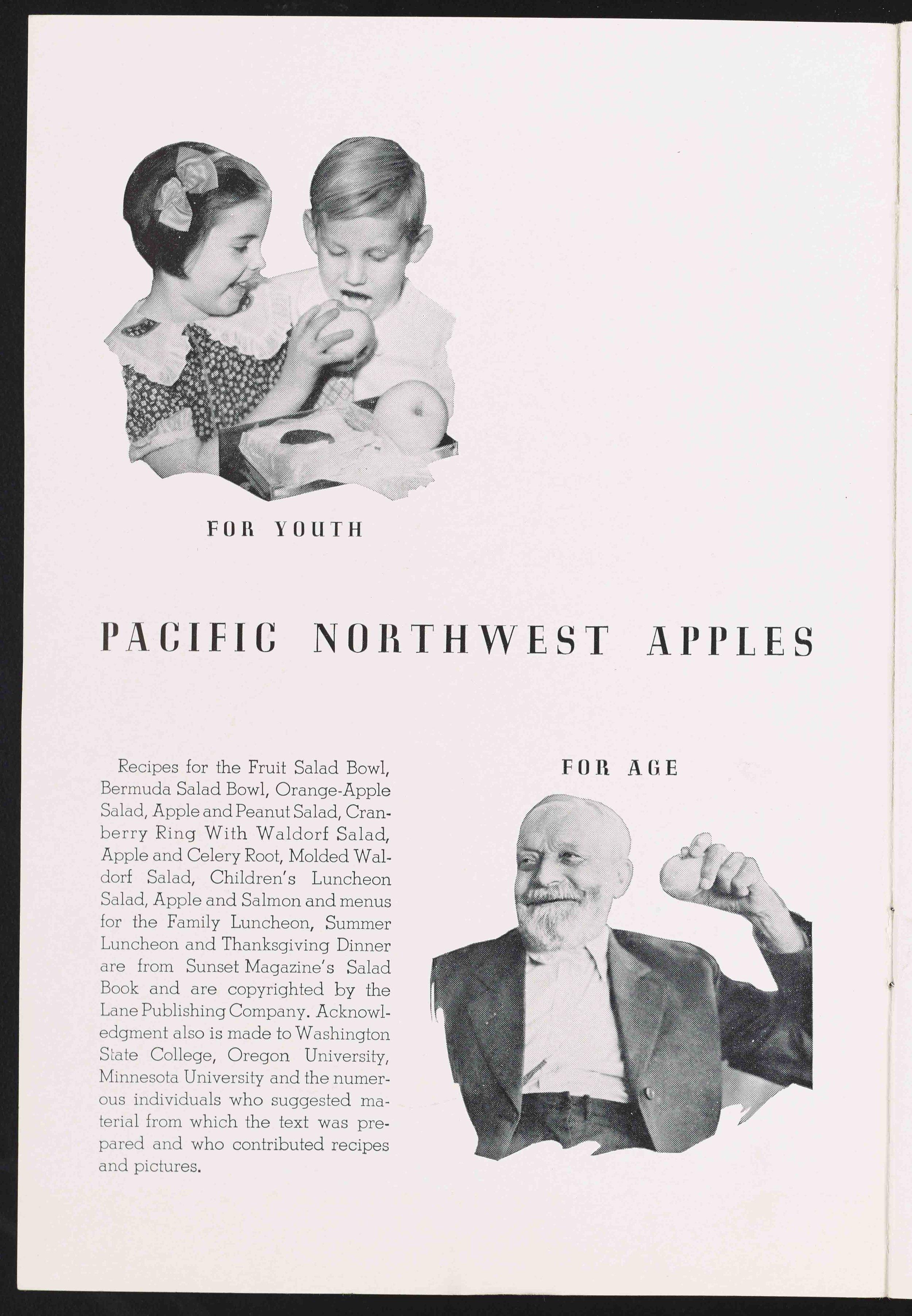 North Pacific Railway Cookbook