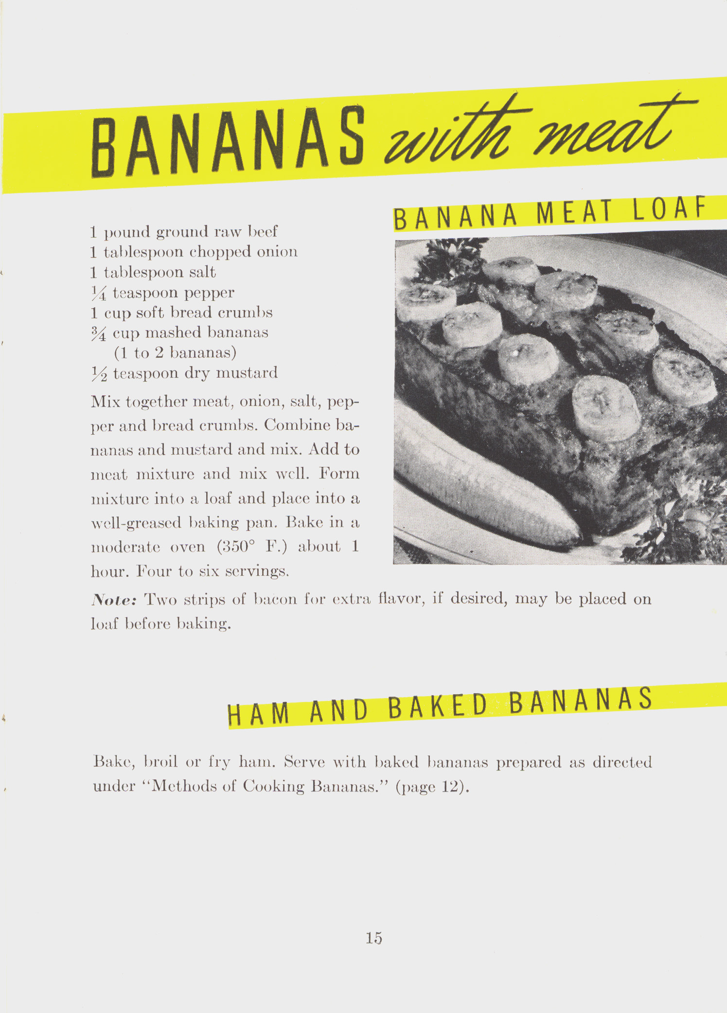 Recipe booklet, WPA Federal Writers' Project collection, NYC Municipal Archives.