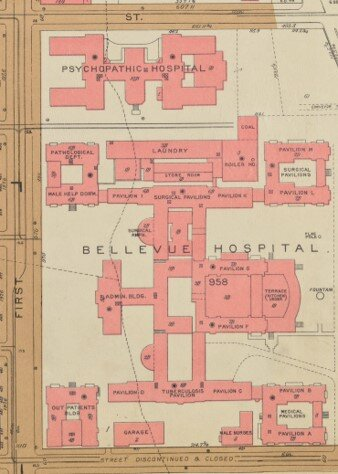 Bellevue Hospital Blog For The Record Nyc Department Of Records Information Services