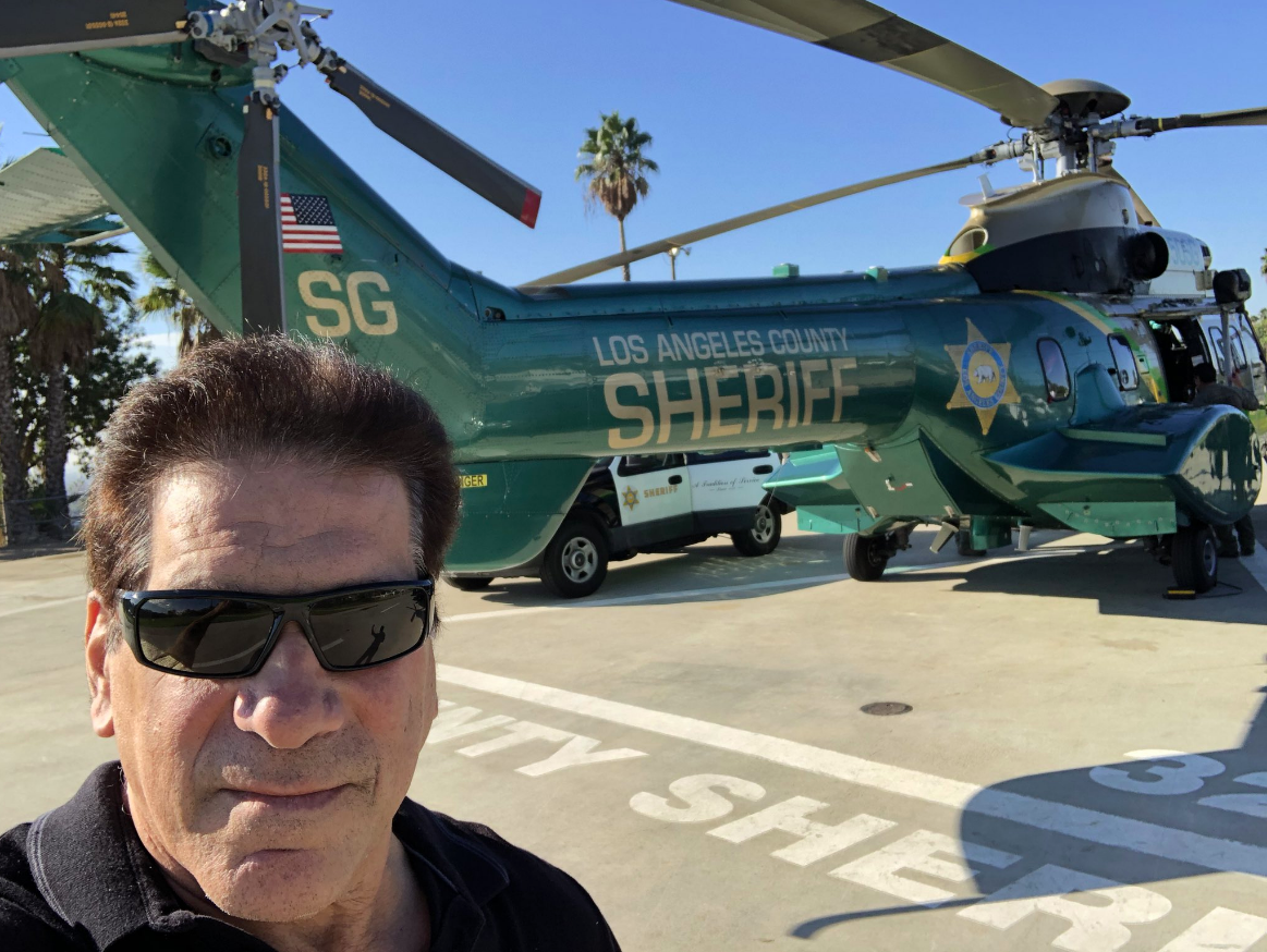 Photo credit: Lou Ferrigno/Twitter