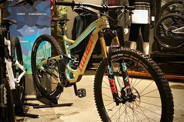 The @ninerbikes #RIP9RDO has just landed in stores. Come check out this totally redesigned trail king of a ride today ✌️🚵‍♀️ #ninerbikes #cognitioncyclery #cognitionracing #trail #mtb #braap