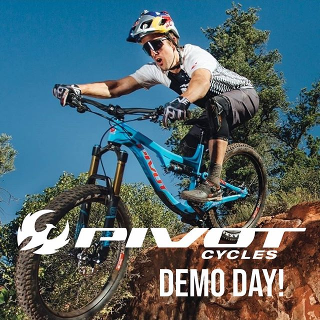 Come Join us for our Demo Day with @pivot_cyclesusa! You'll have access to the full fleet of demo bikes and try out the newest in MTB tech from Pivot. We'll be at Skeggs Point from 10am - 4pm on March 24th, visit our Facebook event for more info!  #pivotcycles #cognitioncyclery #mtb #trail #enduro #demoday