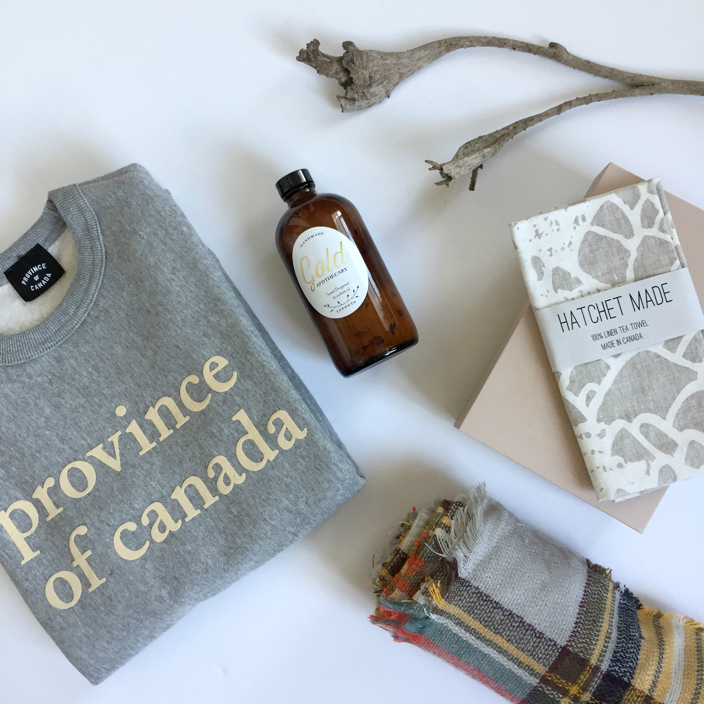 Province of Canada and Present Day Gifts