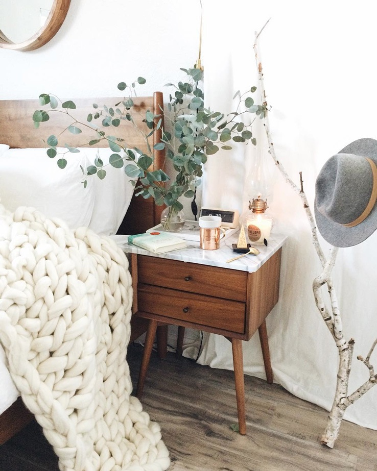 Hygge Bedside Decor