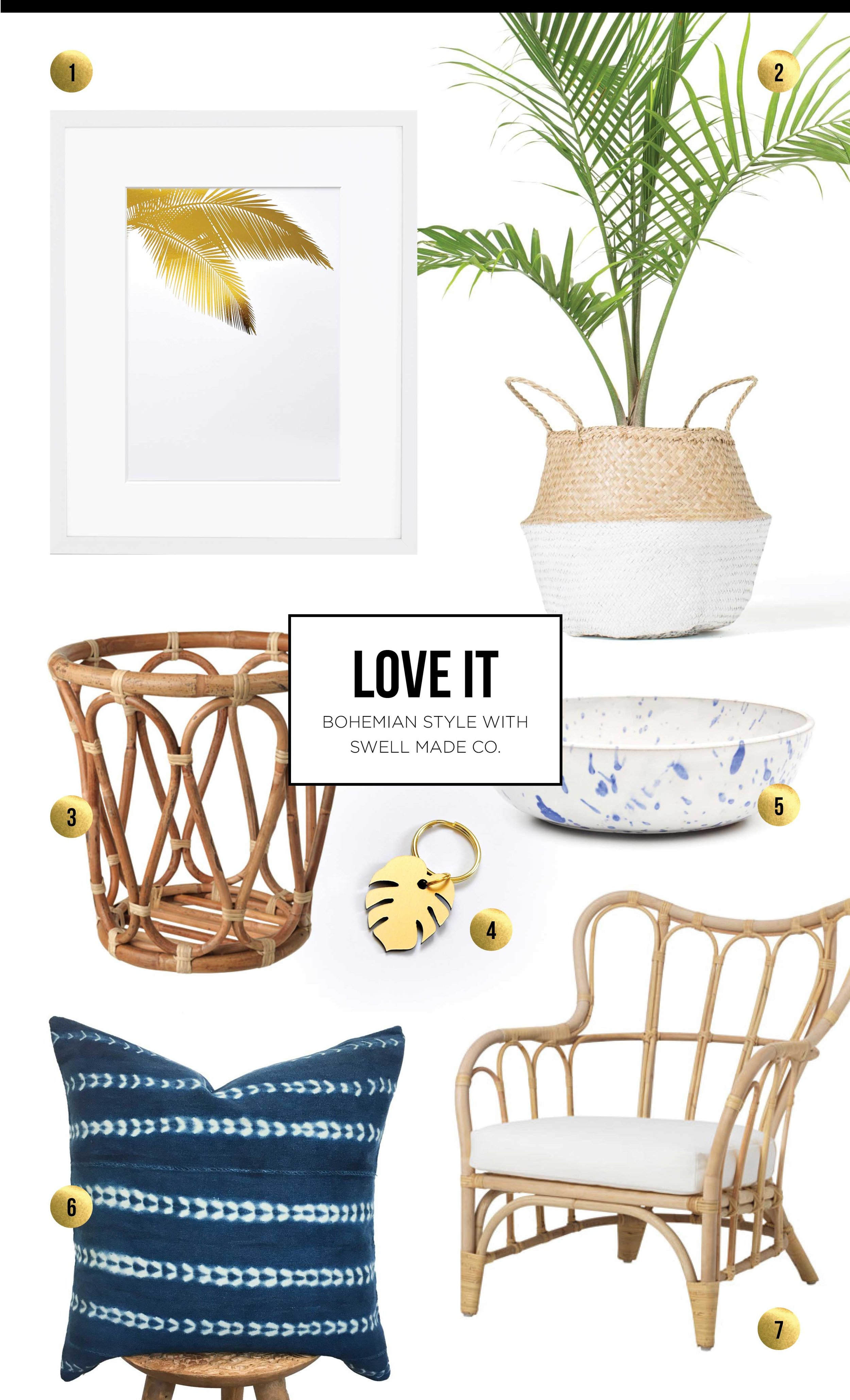 LOVE IT - Bohemian Style with Swell Made Co.