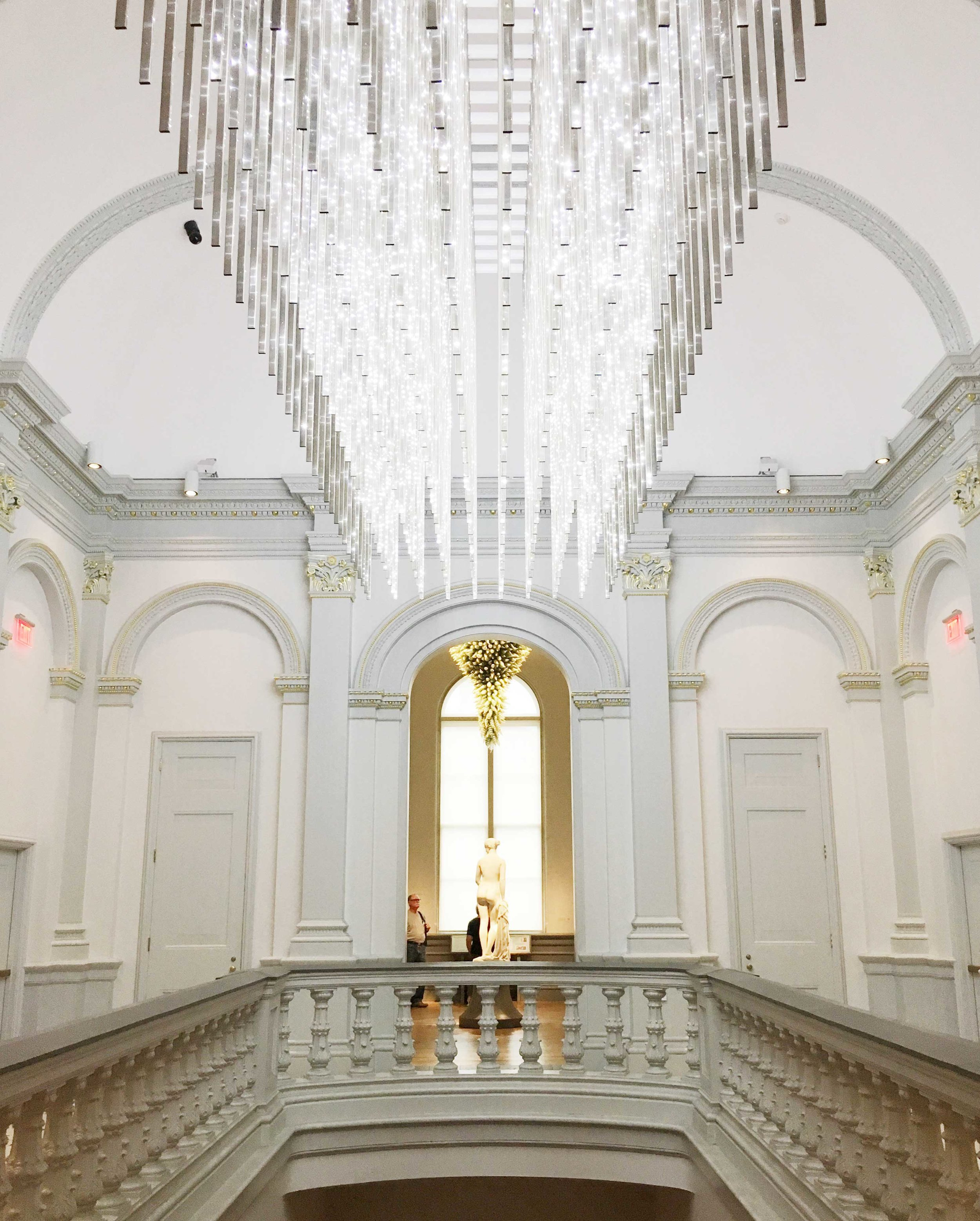 Smithsonian Renwick Gallery in Washington D.C.