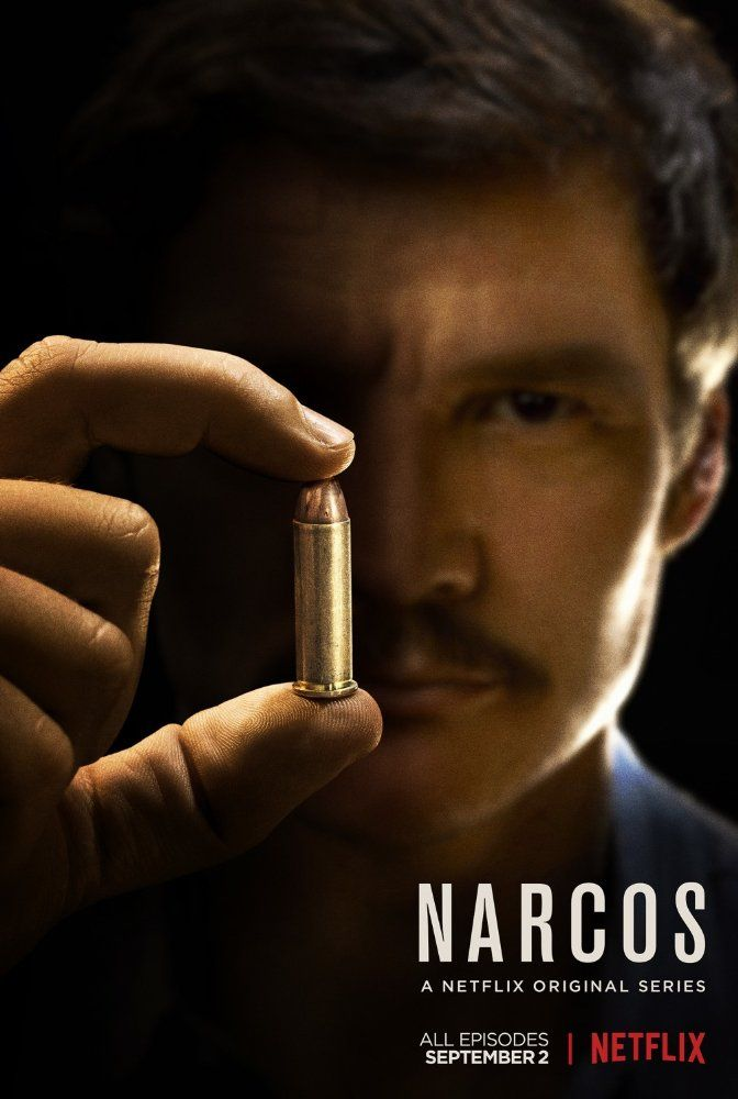Narcos | Netflix & Wine by Swell Made Co.