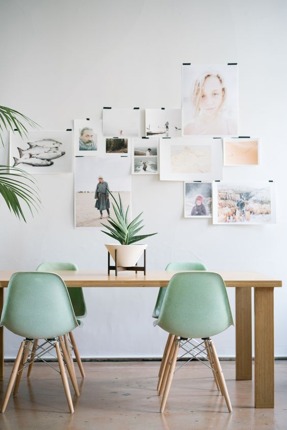 Mint home decor by Home Deco.