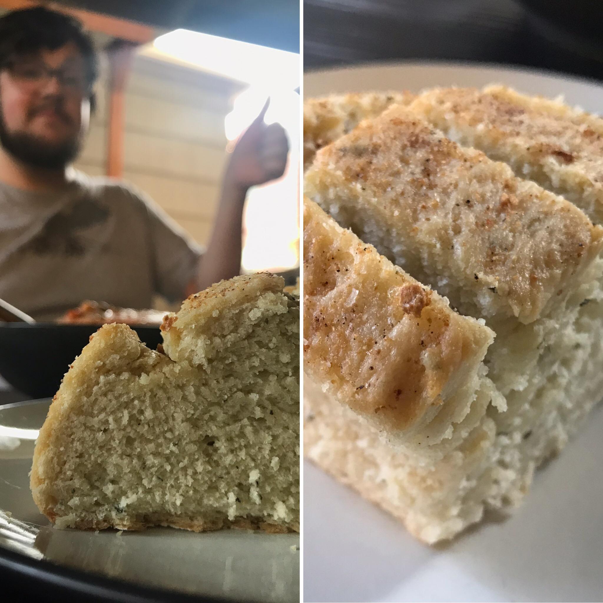 No Bugs, Just Bread