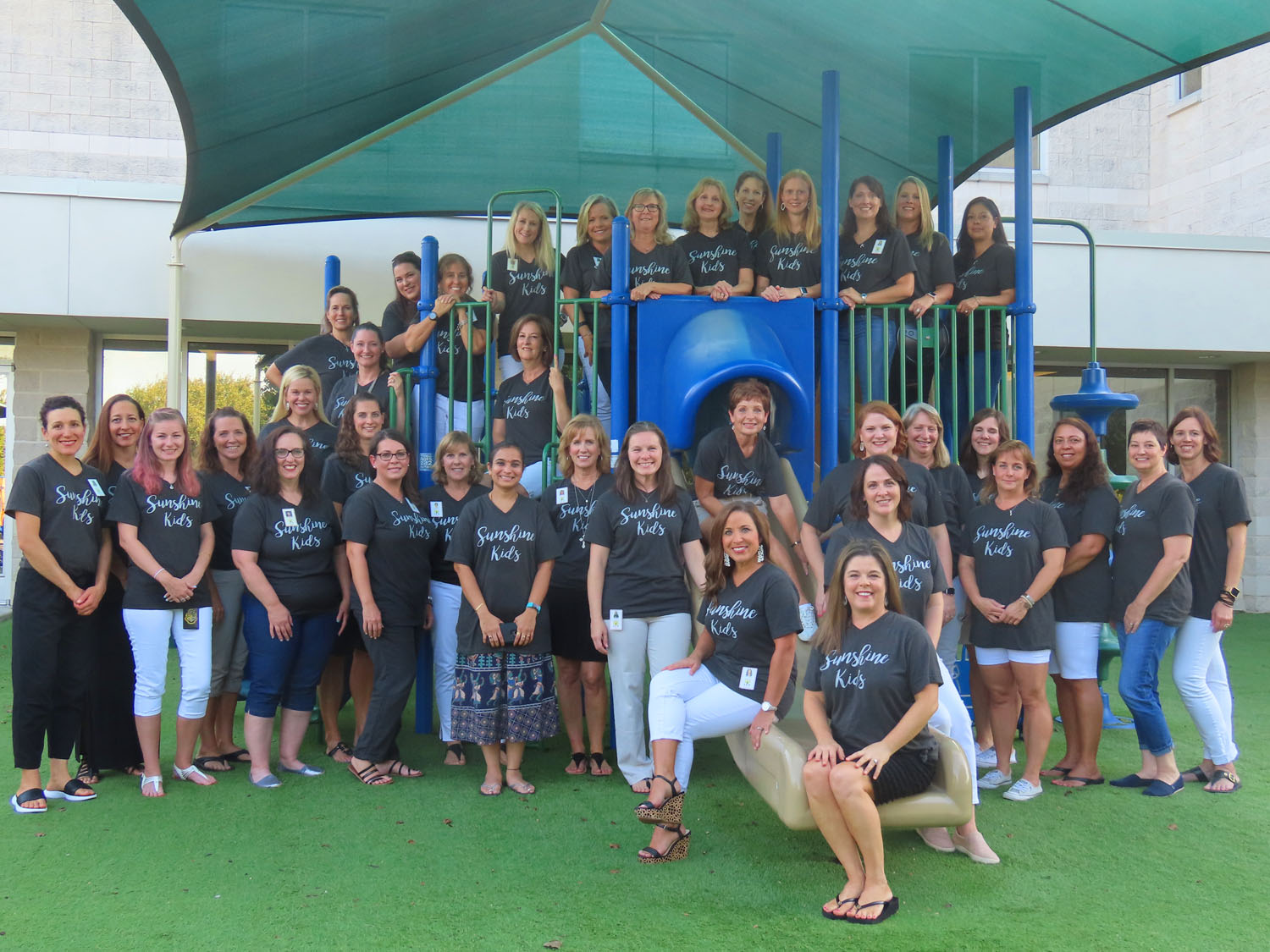 Sunshine Kids Teachers and Staff 2019-2020