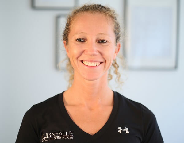 Larissa Jabali   Personal Trainerin - Yoga