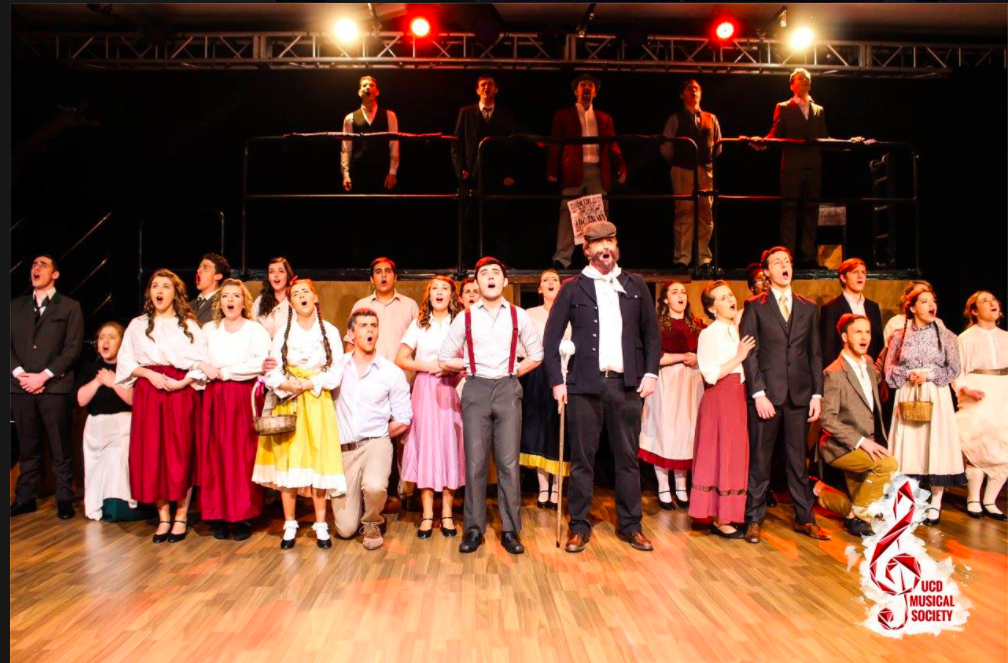 And what a success Parade was! Our semester 1 show really turned heads with the level of talent that took to Astra Hall stage. Congrats to all involved!
