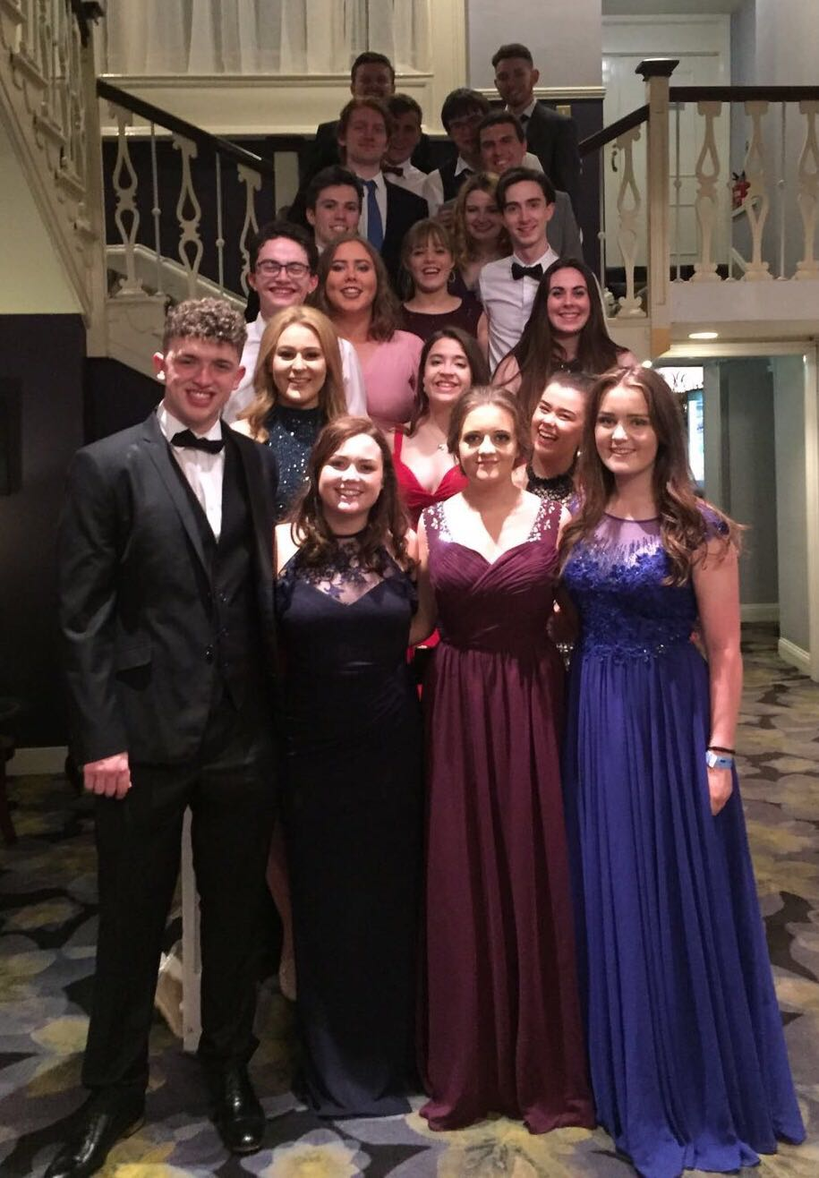 Well wasn't this a very special weekend for UCD Musical Society?! Having received a whooping five nominations in total for the AIMS awards down in Killarney, we can say with certainty that the 8th Session is one for the history books.  Massive congratulations to Colin Gilligan for winning Best Supporting Actor (Hugh Dorsey, Parade), Derry Mae Keeling for winning Best Actress (Lucille Frank, Parade), Katie Duffy for winning Best Choreography (In The Heights) and a huge congratulations to Caoilfhionn Ni Dhulaing who was nominated for Best Female Singer (Nina Rosario, In The Heights) and to the entire production team and cast of Parade which was nominated for Best Overall Show!  This truly was a magnificent year and we would like to thank each and every one of our members for getting involved with each of our productions! Here's hoping the 9th Session is just as successful! #GetInvolved #RealBigPiraguas