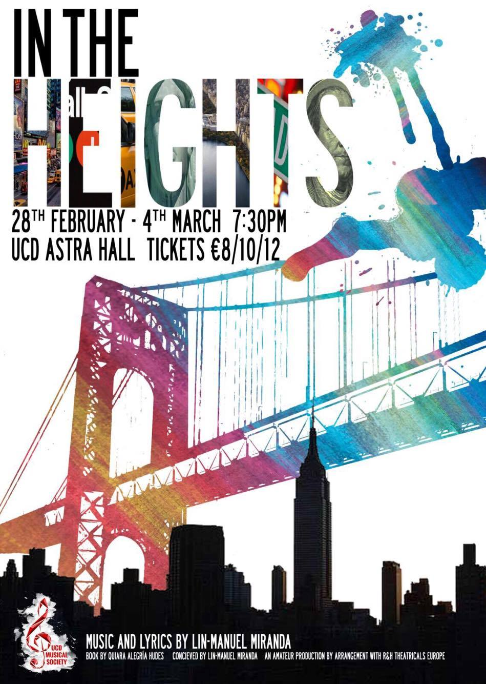 In The Heights, February 2017