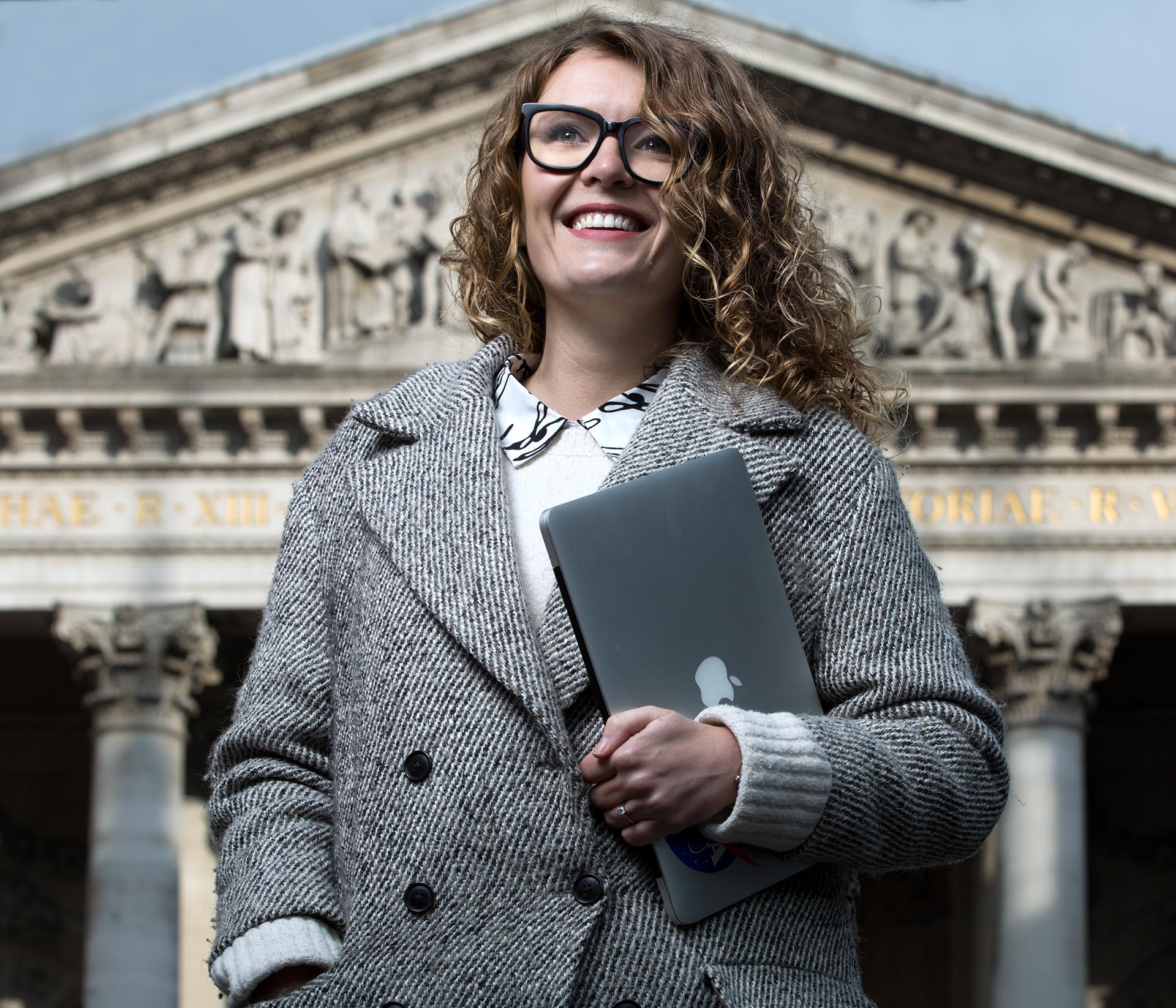 Marta Krupińska / Entrepreneur and Innovator.