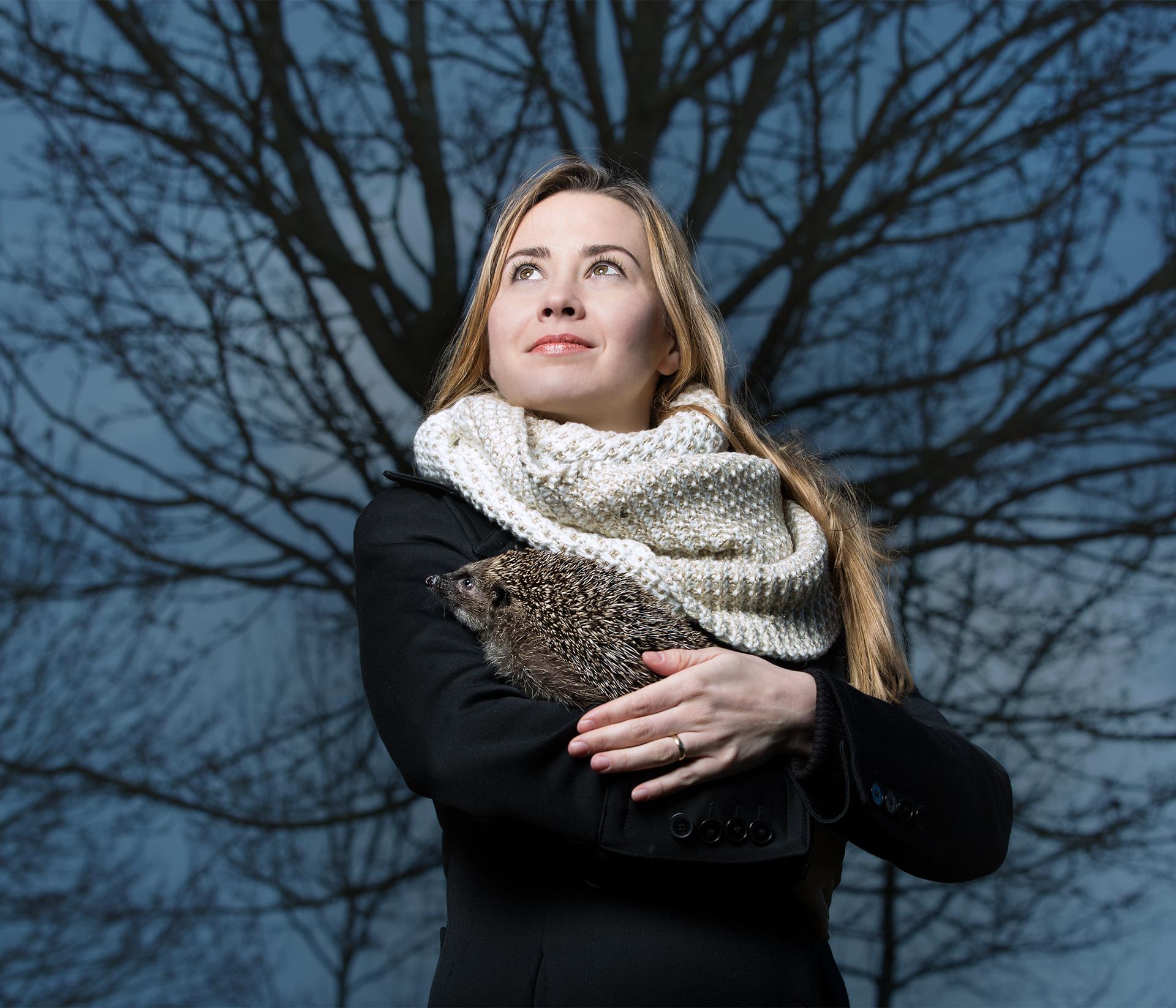 Joanna Bagniewska / Zoologist.