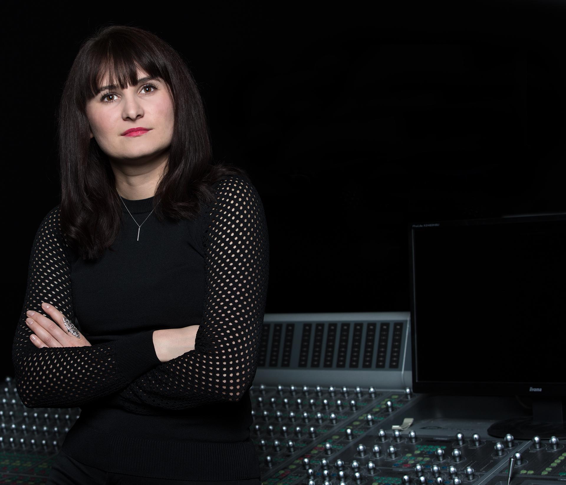 Basia Lalik / Postproduction Supervisor.