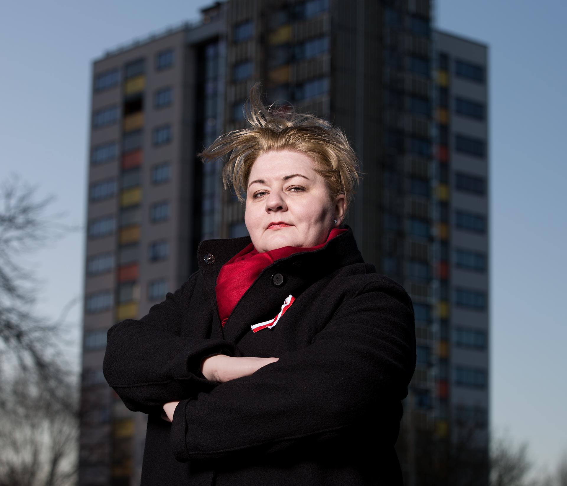 Ewa Gluza / Polish Community Leader in Oxford.