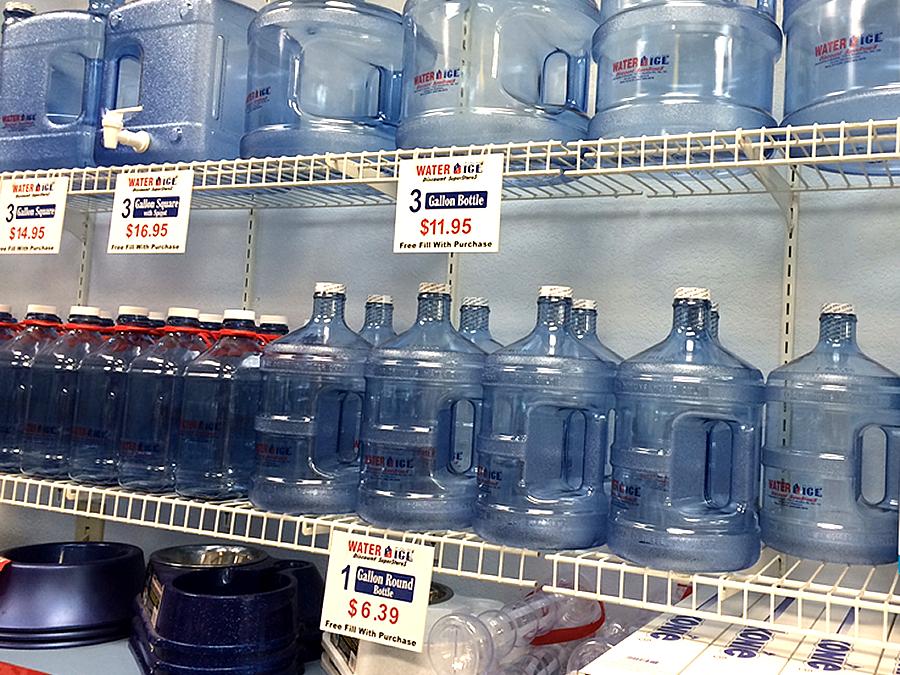 Reverse Osmosis Water