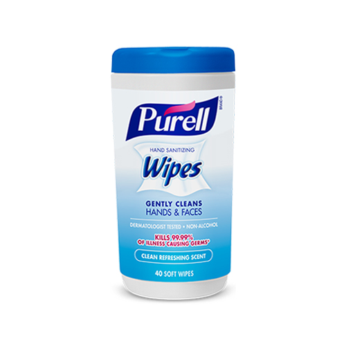Clean Refreshing Scent Wipes  40 Soft Wipes