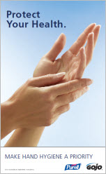 Protect Your Health. Make Hand Hygiene a PriorityPOSTER (2.14 MB)