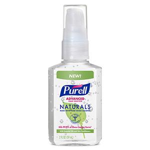 PURELL    ®     Advanced Hand Sanitizer Naturals 2 fl oz