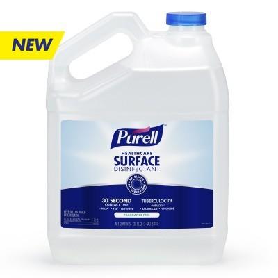PURELL™ Healthcare Surface Disinfectant     Pour Gallon