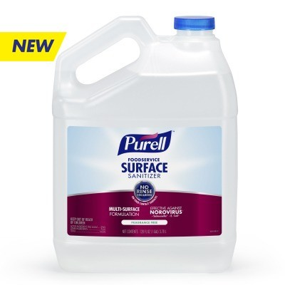 PURELL™ Foodservice Surface Sanitizer      Pour Gallon