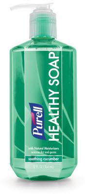 HEALTHY SOAP® Soothing Cucumber 12 fl oz Pump Bottle