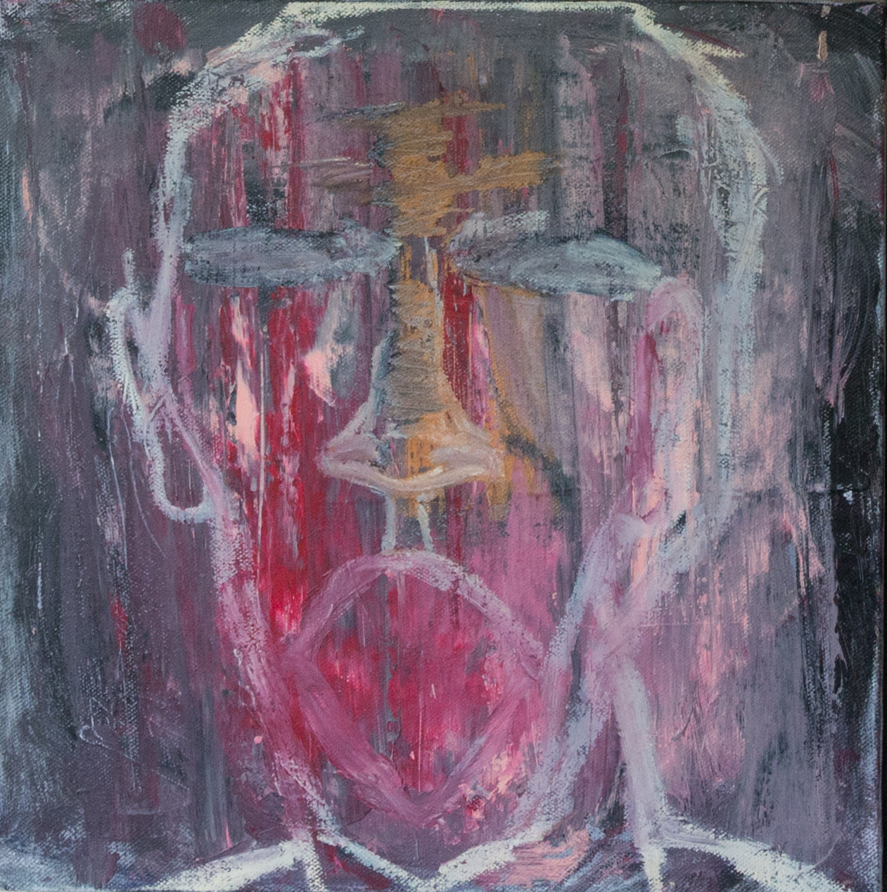 STOLEN ART, OIL ON CANVAS, 19x19.jpg
