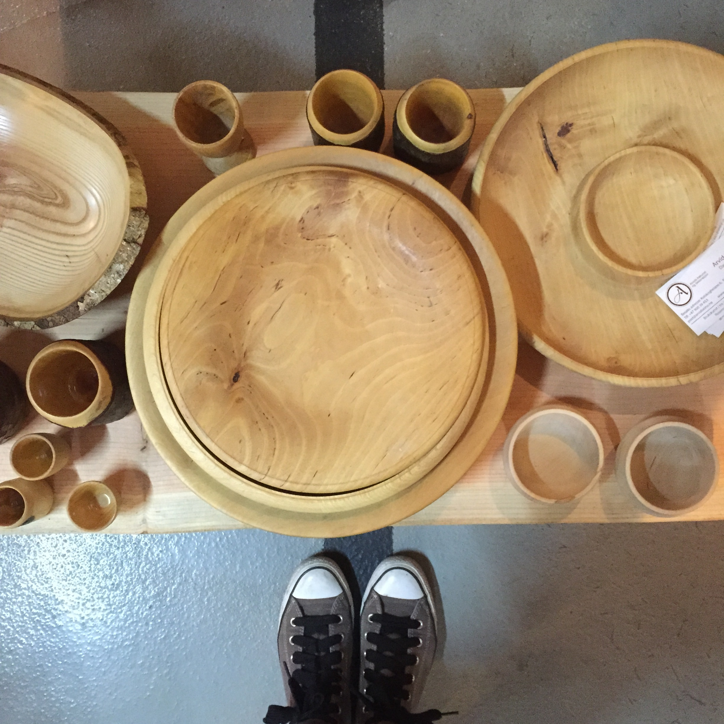 """The theme of the fair was """"Handmade is the new black"""", and focused on traditional techniques and natural materials in modern interiors."""