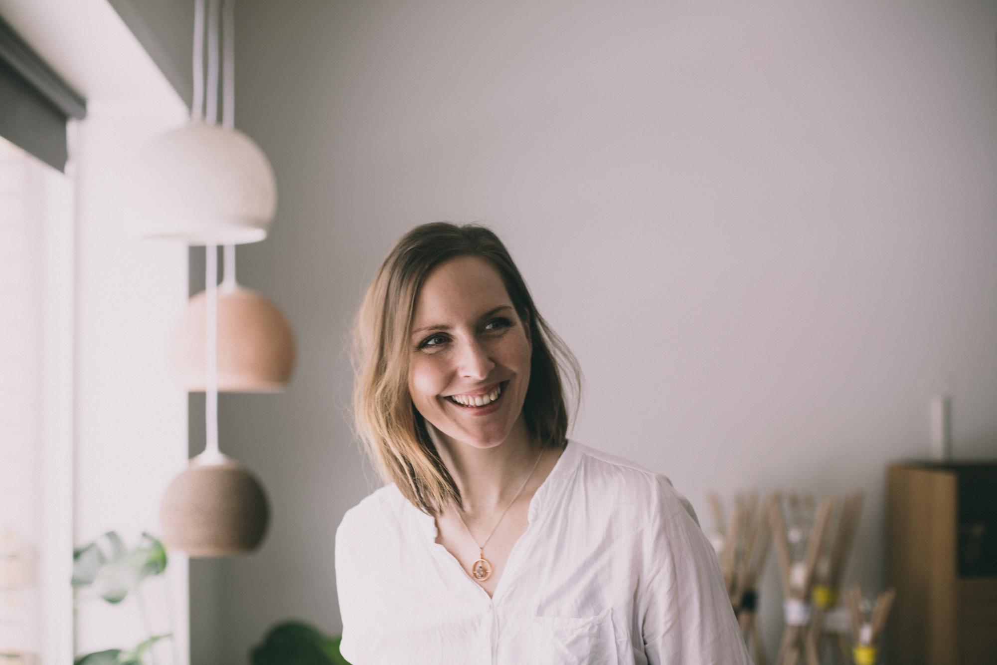 Maria Hole managing director