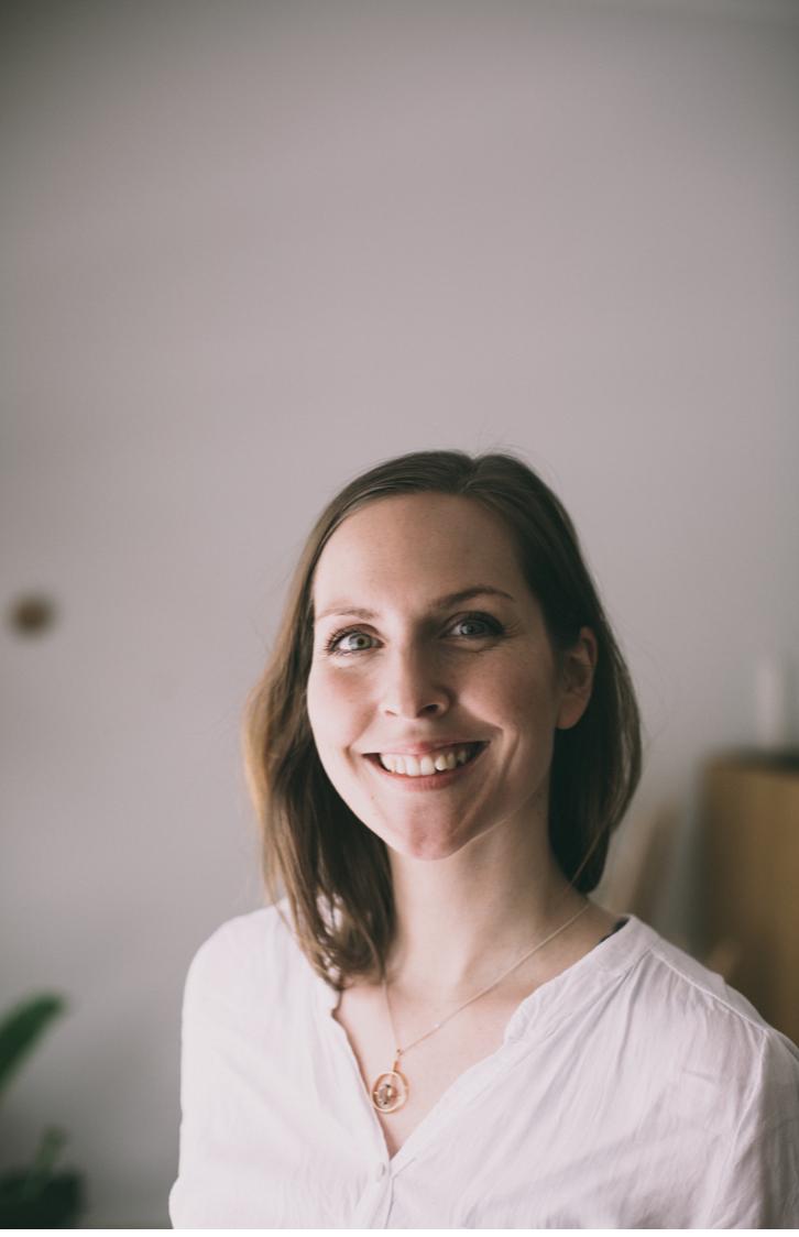 Maria Hole, innehaver og designambassadør
