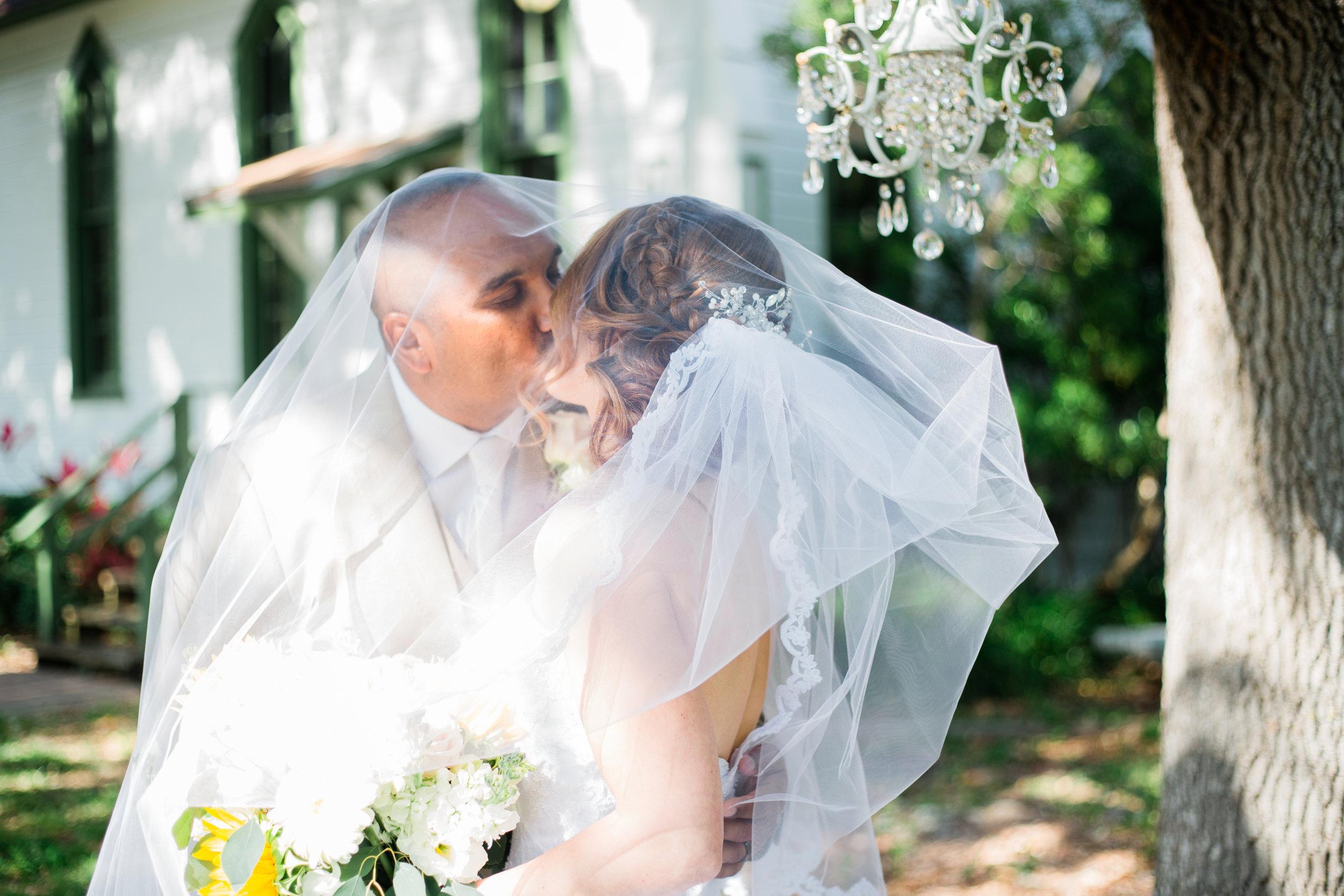 dunedin fl wedding