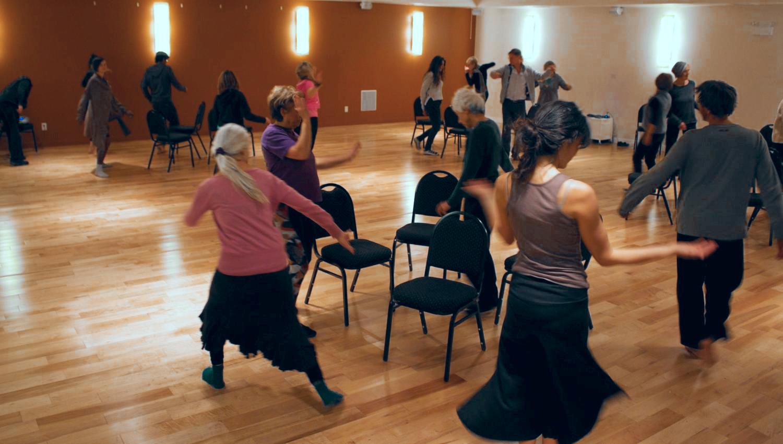World Arts, Edmonton Training Site, Roots Community Building.