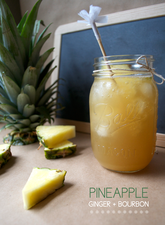 pineapple-ginger-bourbon