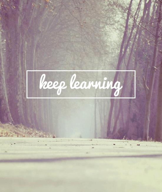keep-learning