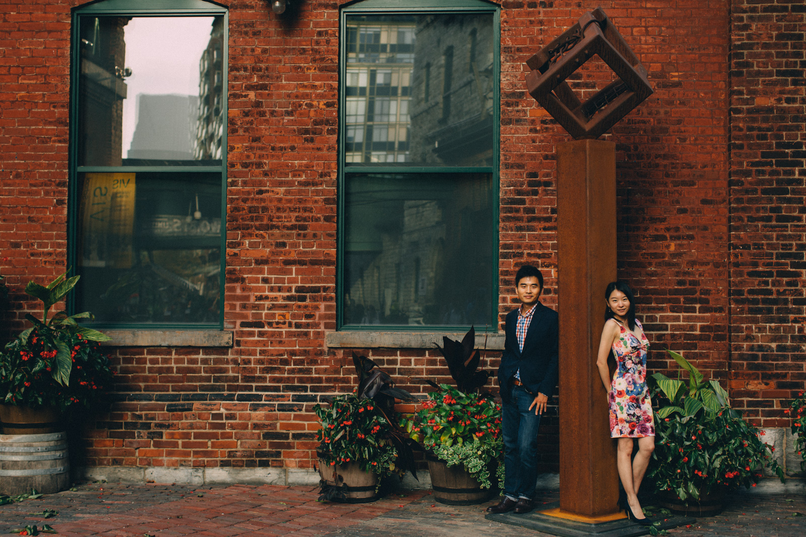 Distillery-District-engagement-photos-Toronto-wedding-photography-by-Sam-Wong-of-Artanis-Collective_016.jpg